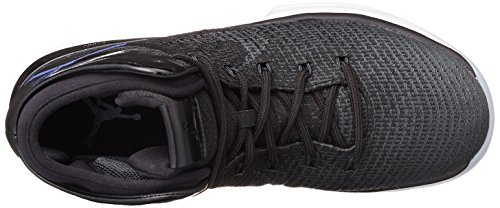 Scarpe Da Basket Nike Mens Air Jordan Xxxi Nere / Concord / Antracite / Bianco 845037-002 Taglia 9.5