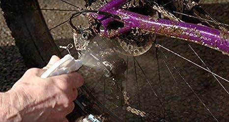 MTB Concentrate 1L - Limpiador de bicicletas de doble propósito y desengrasante de cadenas para bicicletas de montaña y ciclos de carretera: Amazon.es: ...