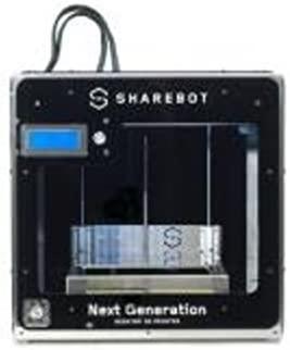 Sharebot NG Impresora 3D con un Extrusor Negro, Color Negro ...