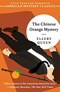 Book Cover: The Chinese Orange Mystery