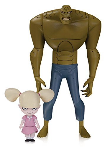 DC Collectibles The New Batman Adventures: Killer Croc Action Figure with Baby Doll ()