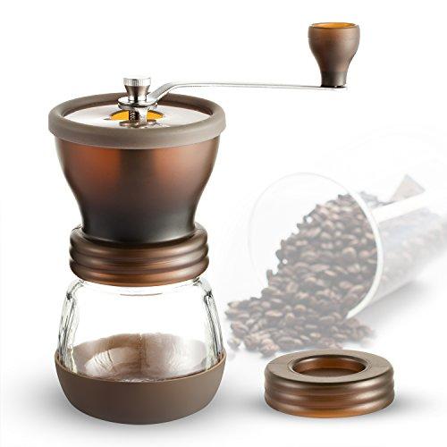 Molinillo-de-Caf-Manual-Coolife-Mini-Molino-de-Caf-Profesional-Molinillo-de-Manivela-con-Rebabas-de-Cermica-para-Caf-Espresso