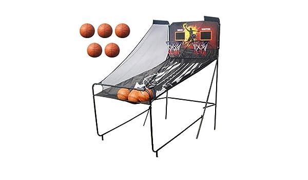 YouYou-YC Basketball Hoop Arcade Game Basketball Stand Doble ...