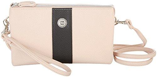 Black Handbag Trifecta Mountain Pink In Plugged Stone Blush wITq0qO