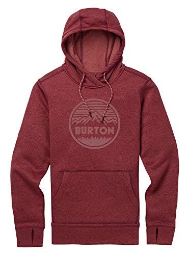 Royal Burton Heather Red Women's Sweatshirts Oak porto n78Tz