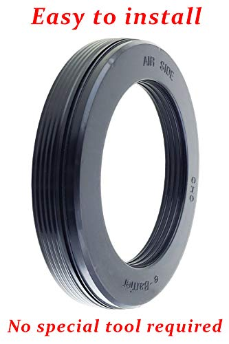 - Torque High Performance Wheel Seal for Steer Axle (Replaces Stemco 383-0136) (TR0136)