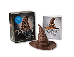 Harry Potter Talking Sorting Hat And Sticker Book. Rp Minis ...