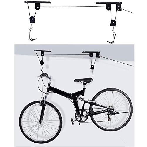 Trust Garage Soporte de Techo para Bicicleta, para Colgar en el ...