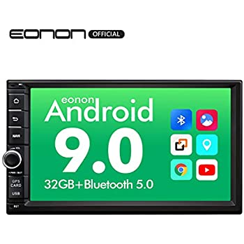 Amazon com: Double Din Android Car Stereo - Corehan 7 inch 2GB Ram
