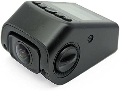 Full HD 1080P Car DVR G-Sensor WDR Night Vision Motion Detection Black Box B40 A118 Stealth Dash Cam 170/° Super Wide Angle 6G Lens Covert Versatile Mini Video Camera 140/°F Heat Resistant