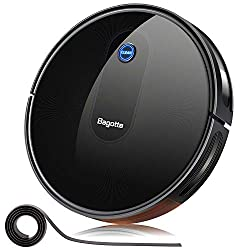 Image of the product Robot Vacuum Bagotte that is listed on the catalogue brand of Bagotte.