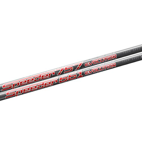 Fujikura Speeder Evolution Tour Spec 757シャフトfor Ping g30ドライバー B00Q6883HC  スティッフ