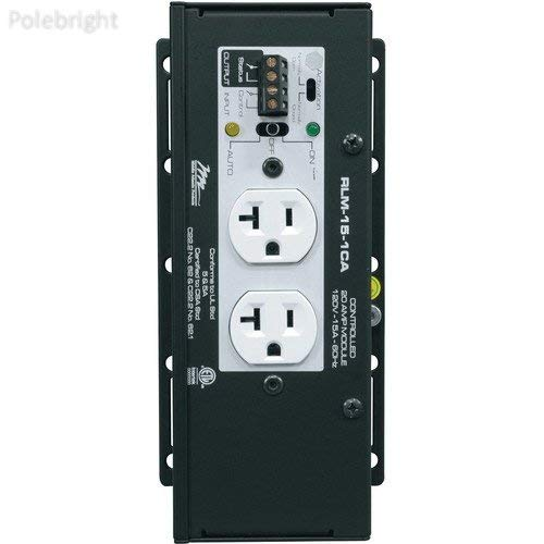 RLM-15-1CA Stand-Alone Switchable Power Module - Polebright update