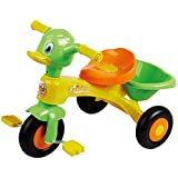 Duckids Tricycle LB- 228,Green