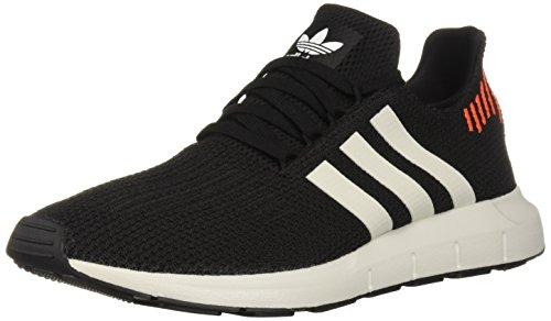 's Swift Running Shoe, Black/White/Grey, 14 M US ()