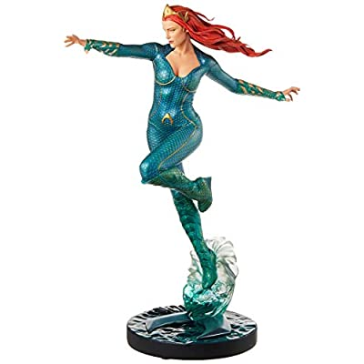 DC Collectibles Aquaman Movie: Mera Resin Statue: Toys & Games