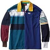 canterbury(カンタベリー) L/S アグリジャージ ラガーシャツ メンズ L/S RUGGER SHIRT RA-48151 ※柄はさまざま 選べません