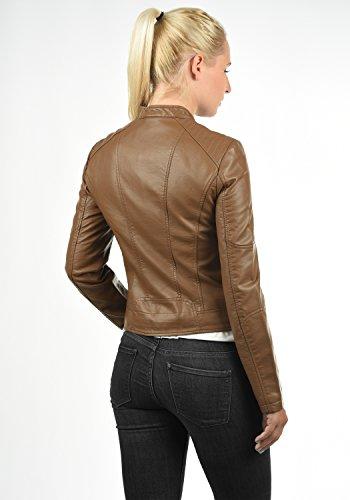 Cognac Vero Outerwear Cognac Moda Vero Outerwear Moda 8awxvfFq1