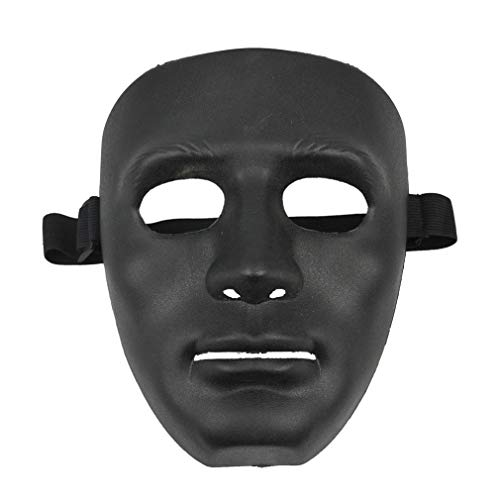Party Masks - Phfu Wholesale Noir Masque D 39 Halloween Materiau Abs - Halloween Peel Party Masks Funny Mask Skull Dancer Halloween Scary Purge Terror Latex Purg Spirit Silicon Alien -