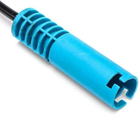 Cimoto Cable de Capteur de Vitesse de Roue Avant ABS pour Les Accessoires de Voiture MG ZT Rover 75 Tourer SSB000150