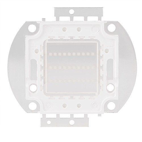 (Qiterr UV Light Chip, 395-400Nm Purple LED Integrated Chips COB Ultraviolet Lamp Beads(30W) )