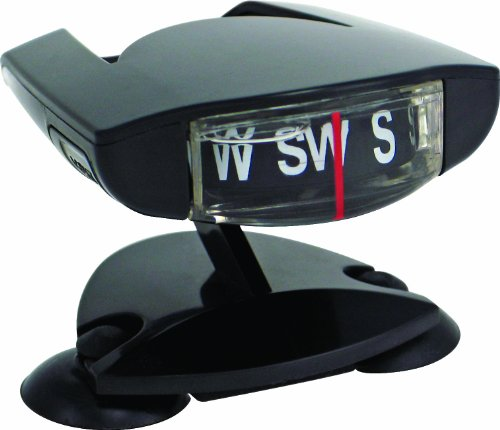 Bell Automotive 22-1-24006-8 Lighted Compass (Dash Compass Mount)
