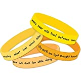 Really Good Stuff Sight Word Bracelets - 3rd 100 Fry Words