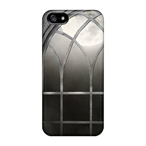 GTGcNxi2384hXAQG Snap On Case Cover Skin For Iphone 5/5s(cles In Cathedral Window)
