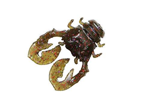 JACKALL(ジャッカル) ワーム ちびチヌ蟹 1インチ リップライソガニ ルアーの商品画像