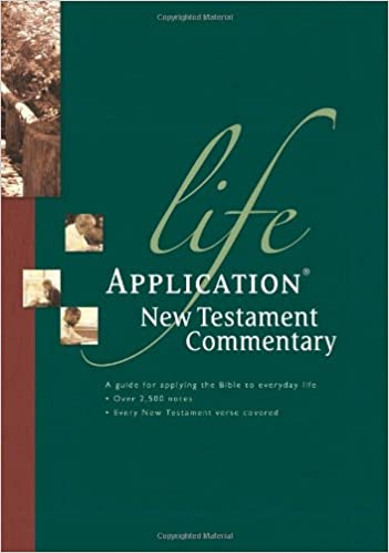 Life Application New Testament Commentary (Life Application Bible  Commentary)  Livingstone  9780842370660  Amazon.com  Books 0a7bbdf3efedf