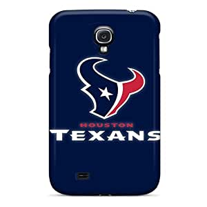 New Style Luoxunmobile333 Hard Cases Covers For Galaxy S4- Houston Texans 3