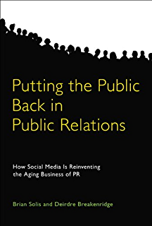 Amazon on deadline managing media relations ebook carole m putting the public back in public relations how social media is reinventing the aging business fandeluxe Choice Image