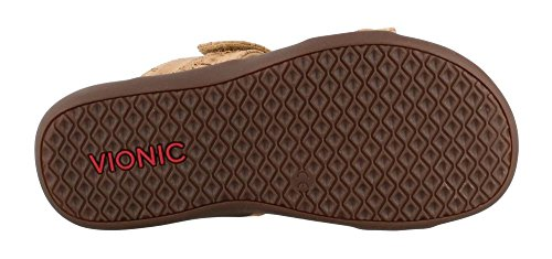Vionic Women's Orthaheel Slide Cork Sandal Shore by 6RRnxdq