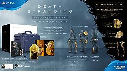 Death Stranding - Playstation 4 Edicion Coleccionista