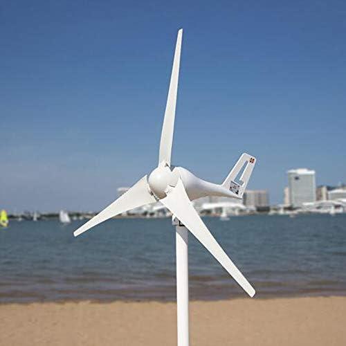 MEIGONGJU DC12 / 24V Auto Home Windturbinengenerator mit 600W Windmühle Wind Controller Home Gebühr für Marine Boat