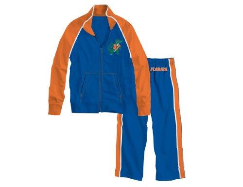 NCAA Florida Gators Boy's Windsuit, X-Small/4