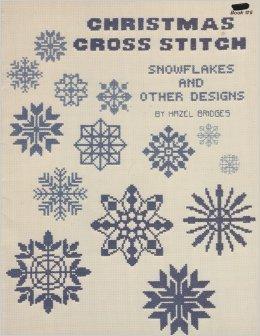 Bridge Cross Stitch (Christmas Cross Stitch - Snowflakes and Other Designs)