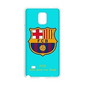 Samsung Galaxy Note4 N9108 Csaes phone Case Barcelona BSLN91551
