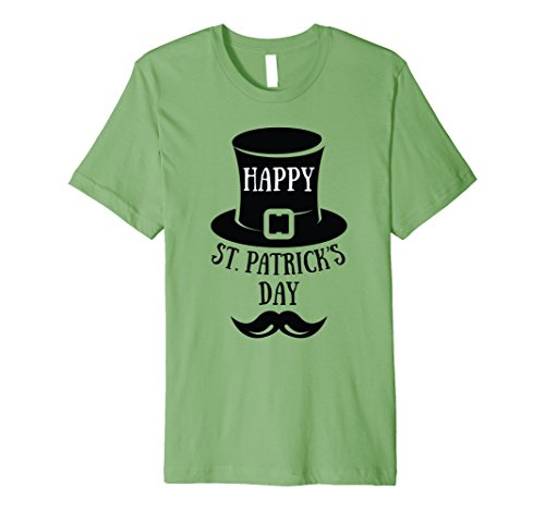 Happy St Patrick's Day Lucky T-Shirt (Patrick Happy San Day)