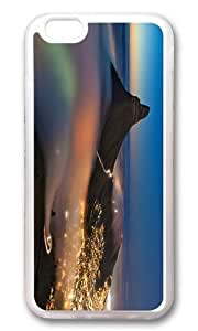 MEIMEIMOKSHOP Adorable cape town foggy night Soft Case Protective Shell Cell Phone Cover For Apple Iphone 6 (4.7 Inch) - TPU TransparentMEIMEI