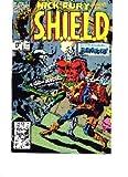 Nick Fury agent of Shield #30 Marvel