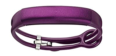 o	UP2 by Jawbone Activity + Sleep Tracker, Orchid Circle (Purple), Lightweight Thin Straps