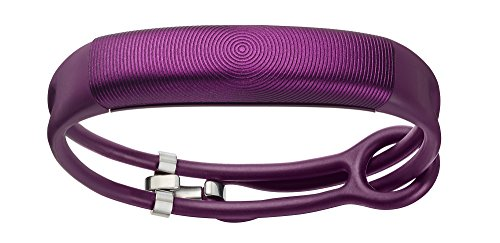 UP2 by Jawbone Activity + Sleep Tracker, Orchid Circle (Purple), Lightweight Thin Straps