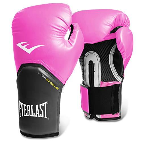 Luva Pro Style Elite Everlast Pink 8 Oz