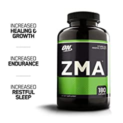 OPTIMUM NUTRITION ZMA Muscle Recovery an...
