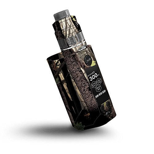 Price comparison product image Skin for Wismec Reuleaux RX GEN3 300W - Tree Camo| MightySkins Protective, Durable, and Unique Vinyl Decal wrap cover | Easy To Apply, Remove, and Change Styles | Made in the USA
