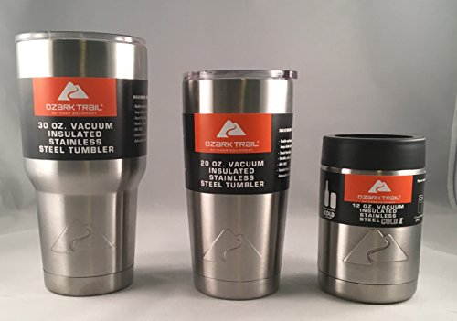 Ozark Double Wall Insulated Stainless Tumbler