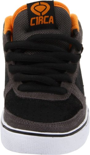 C1RCA Herren Lopez 50 Sneaker Schwarz / Grau / Paisley