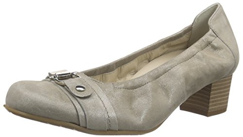 Cleo Semler Zapatos Plataforma Panna Beige 028 Mujer con anfAwnxUq