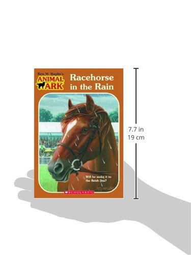 Racehorse in the Rain (Animal Ark Holiday Treasury #2) (Animal Ark Series #39) by Scholastic
